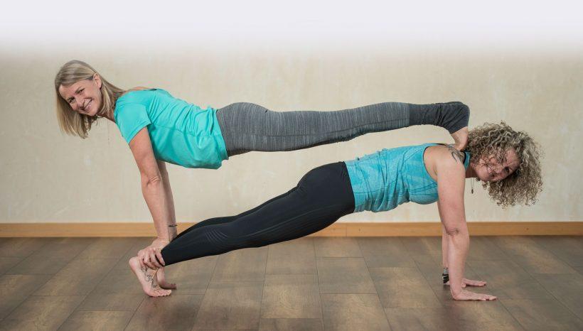 Yoga –  Vertrauen – Kontrolle