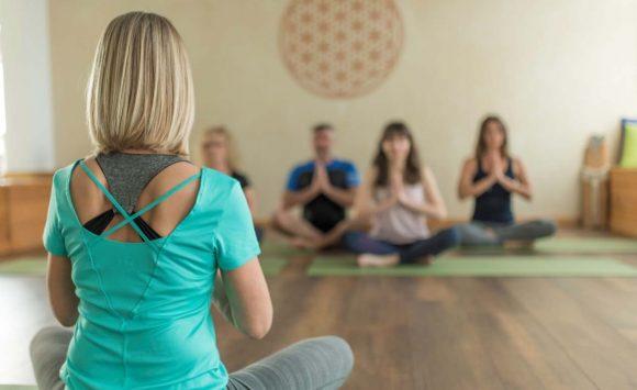 Neuer Yogakurs sanft- Für Anfänger ab 29. August 2019