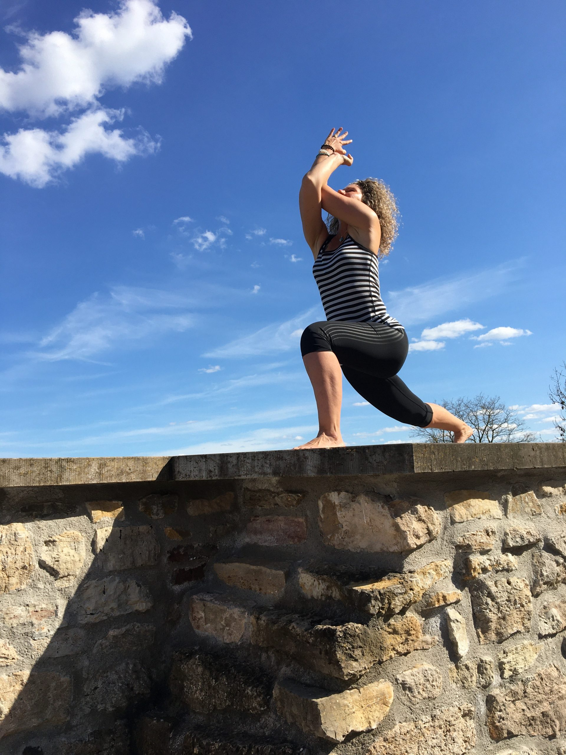 Jeanette - Yogalehrerin